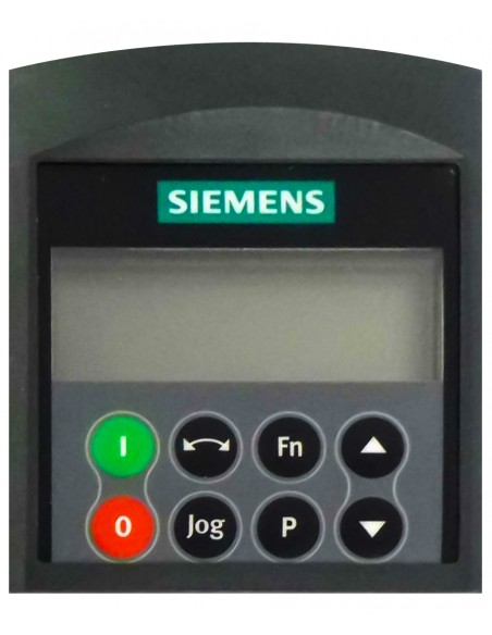 Panel Operador Básico (BOP) Micromaster 4 Siemens 6SE6400-0BP00-0AA0